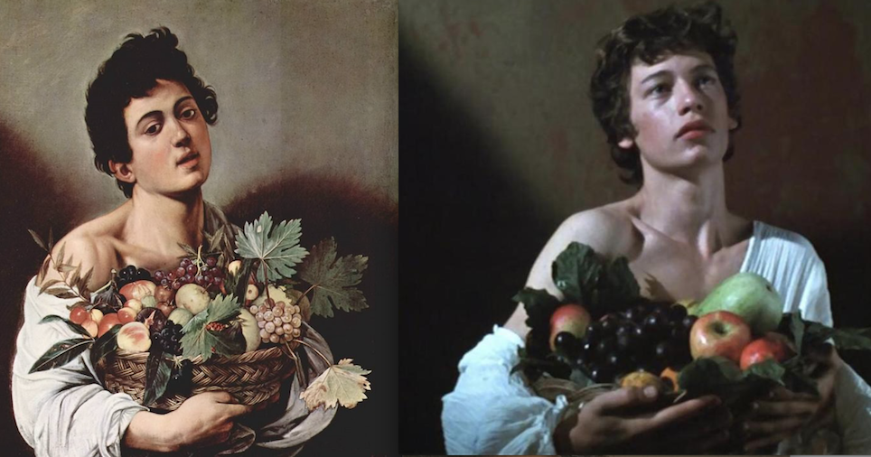 the influence and artistic intent of caravaggio essay The next generation of artists profoundly influence by caravaggio were labeled the caravaggisti or caravaggio's art was certainly natural and.