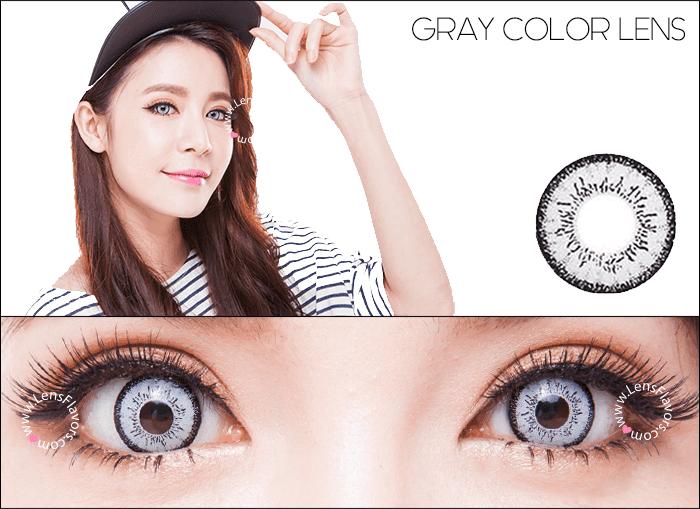 eos dolly eye gray circle lenses