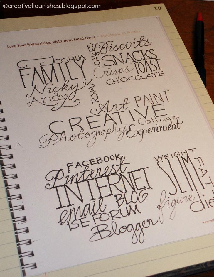 Creative writing styles