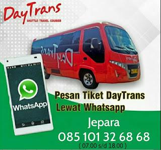 Harga Travel Jepara Semarang