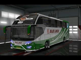 Mod bus Tentrem AVANTE ETS2