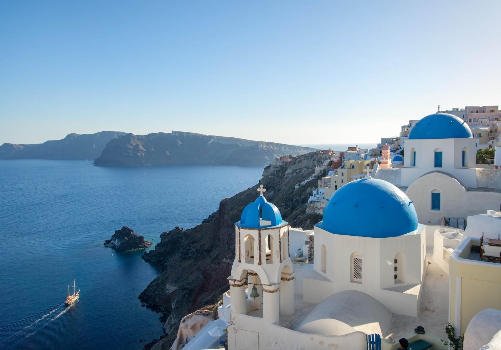 My Travel Background : 17 pays coup de coeur pour 2017, Grèce