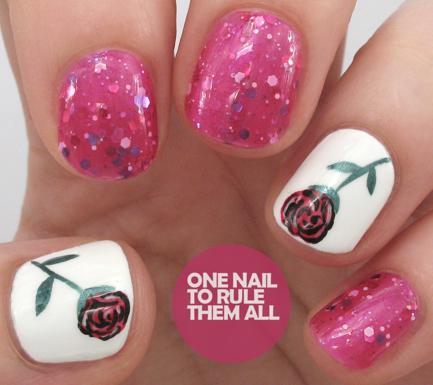 One Nail To Rule Them All: Barry M Superdrug 50th Birthday