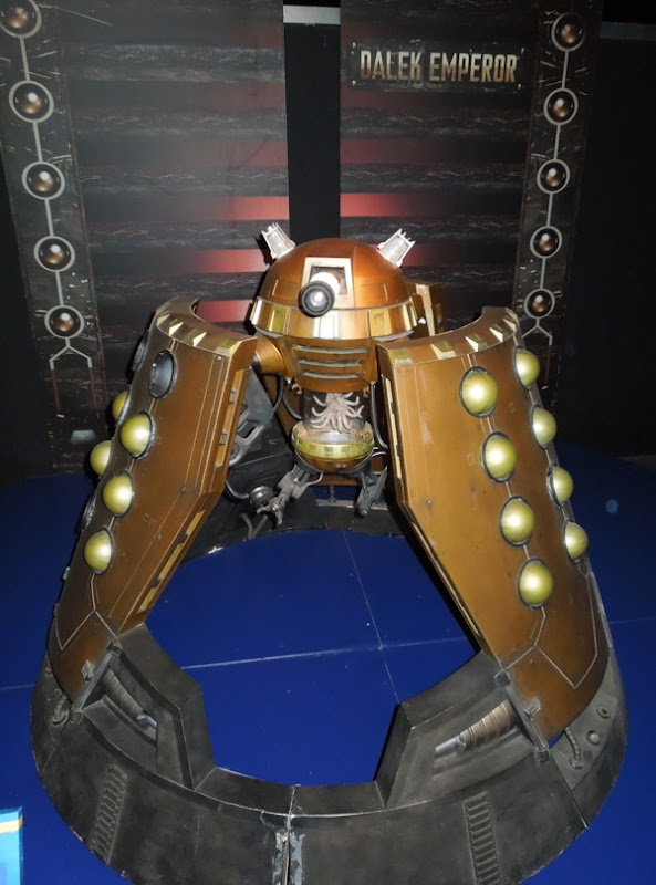 2005 Dalek Emperor Doctor Who Parting of the Ways