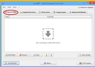 LameXp Audio Encoder-SouceFiles Kaynak Dosyalar