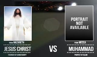 yesus vs Muhammad 2