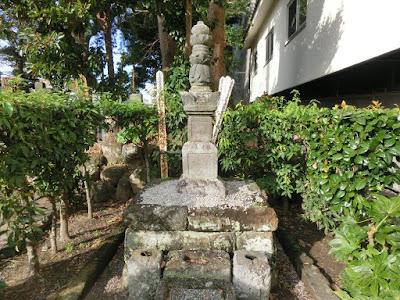本覚寺・正宗の墓