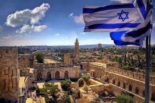 Israel negara pencuri