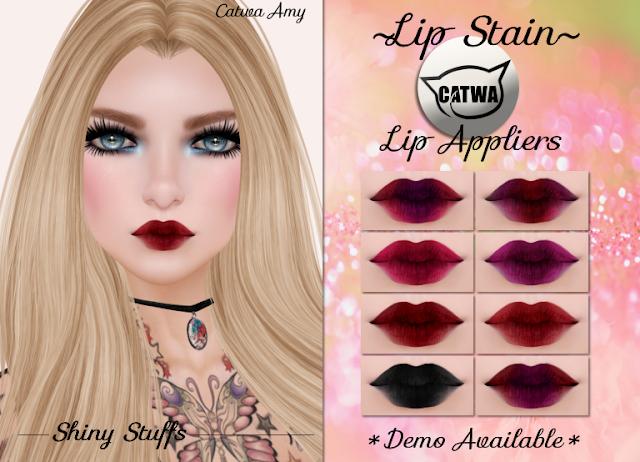Shiny Stuff Lip Stain