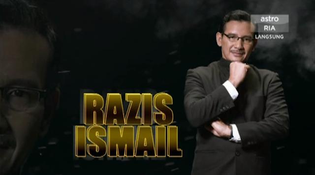Razis Ismail Tersingkir Di Minggu Pertama Gegar Vaganza 3