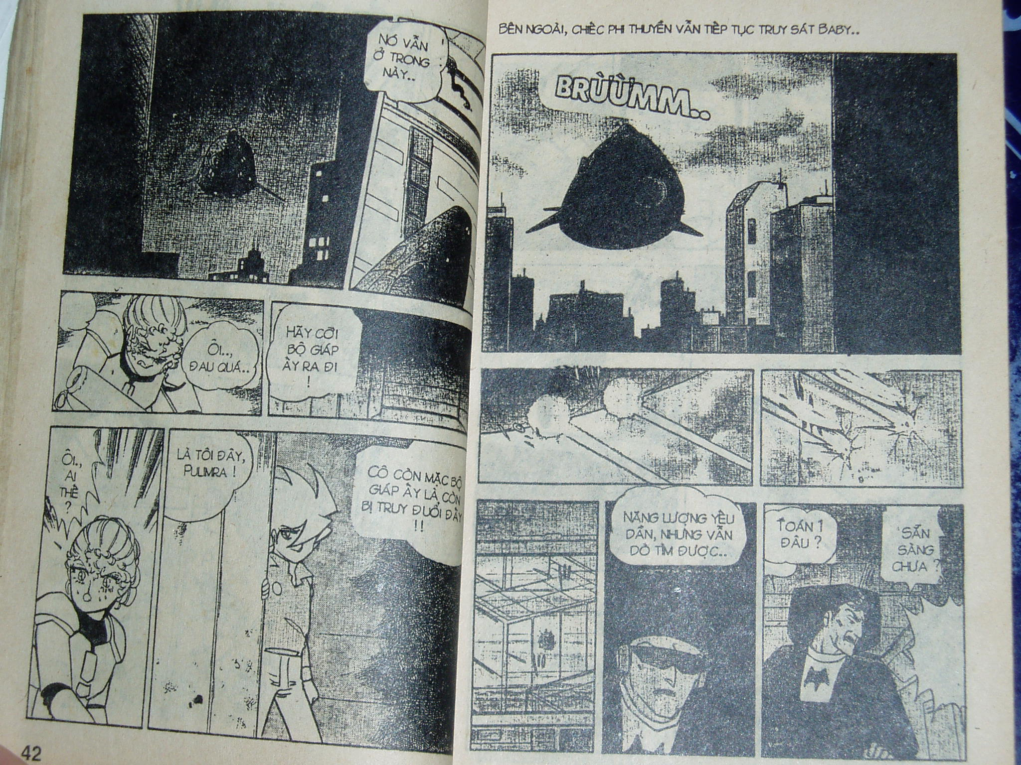 Siêu nhân Locke vol 16 trang 20