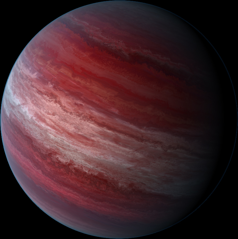Beyond Earthly Skies: Dissolving Heart of Jupiter