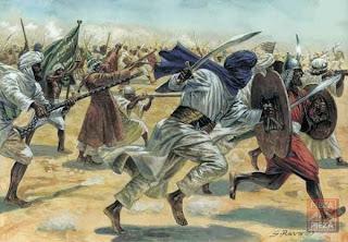 Hasil carian imej untuk gambar peperangan rasulullah