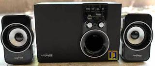 Speaker Aktif Portable M180 ADVANCE
