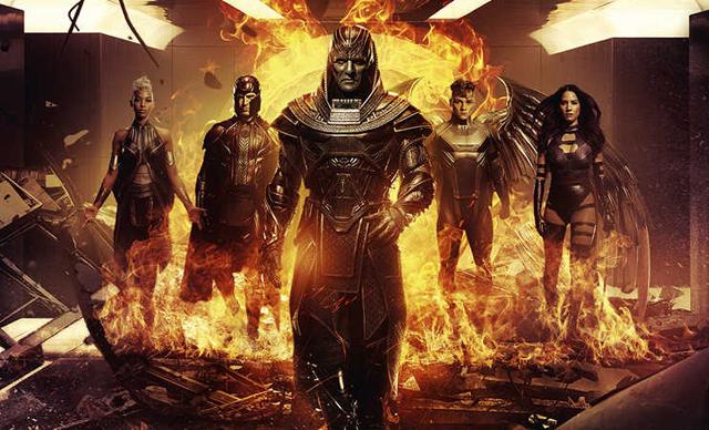 Ángel y Apocalipsis ya tienen sus propios pósters de 'X-Men: Apocalipsis'