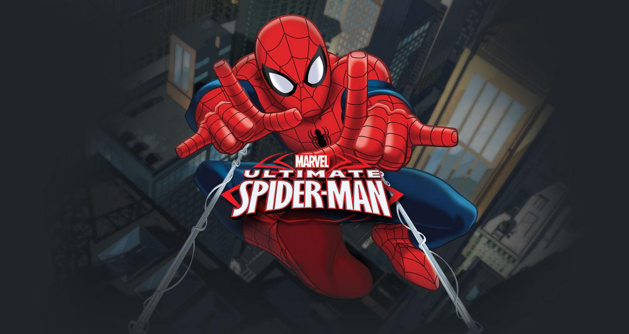 marvel ultimate spiderman season 3 download