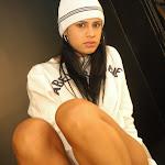 Andrea Rincon, Selena Spice Galeria 19: Buso Blanco y Jean Negro, Estilo Rapero Foto 96