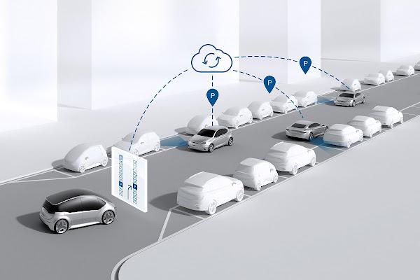 El sistema basado en Internet de las cosas permite a los conductores encontrar un espacio de estacionamiento libre