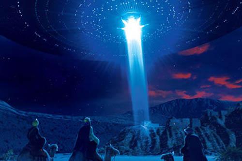 Un OVNI pudo ser el causante del fenómeno
