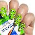 Manicura de verano con Masglo | Leopardo Neon