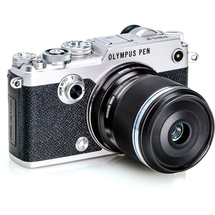 Объектив Olympus 30mm f/3.5 Macro