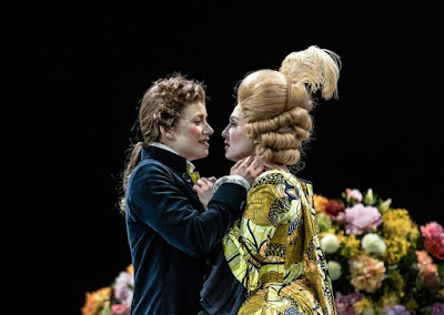 Handel: Berenice - Jacquelyn Stucker, Claire Booth - London Handel Festival, Royal Opera -(C) ROH 2019 Photo Clive Barda