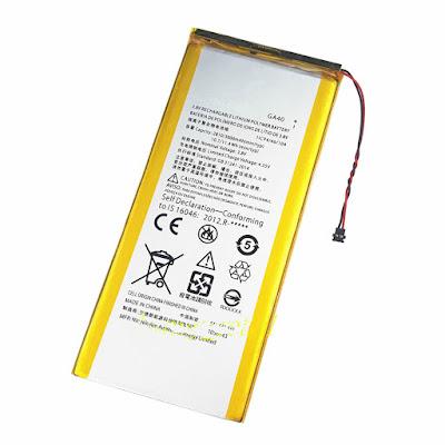 3000mAh Interne batterij voor Motorola Moto G4 Plus XT1625 GA40 SNN5970A