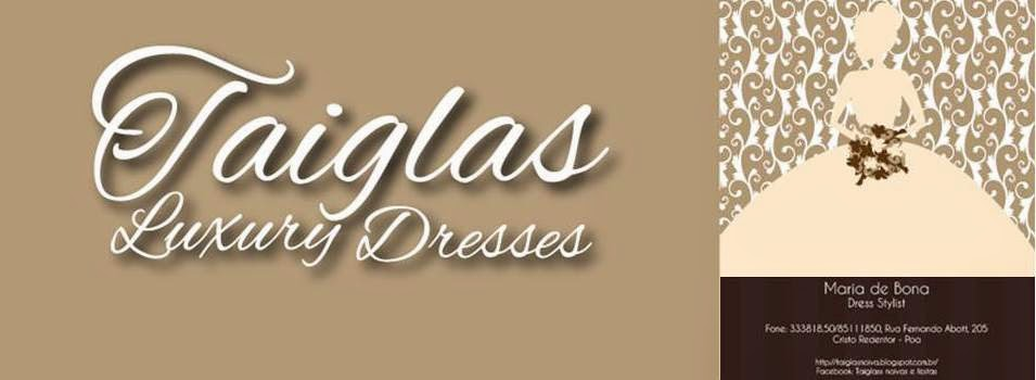 Afilhada Querida Parabéns: Taiglas Noiva: Vestido Confe, Para Minha Querida Afilhada