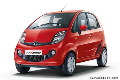Mobil Murah Tata Nano Tidak Dijual di Indonesia