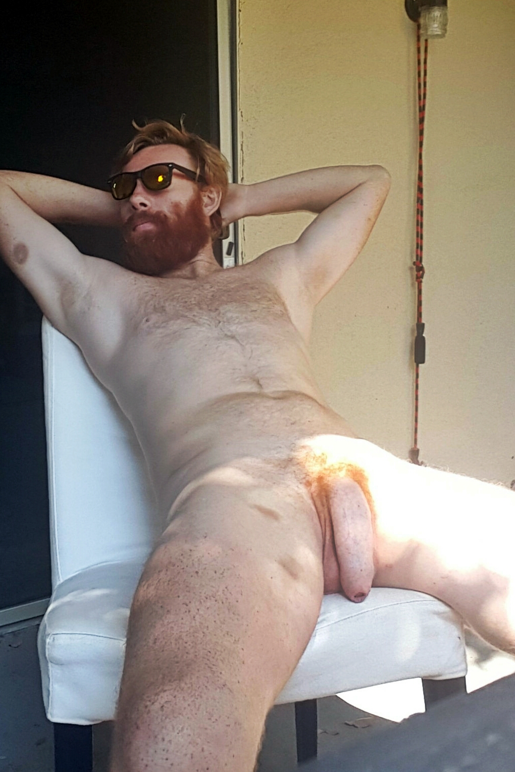 Cock three times a day-8521