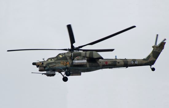 Mi-28N Night Hunter