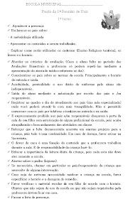 MODELOS E DICAS DE RECADINHOS PARA A 1º REUNIÃO DE PAIS E
