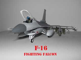 f-16 A/C fighting falcon