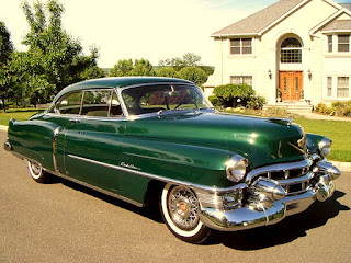 1953 Cadillac Coupe DeVille Front Right