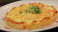 طريقة عمل فطيرة جلاش بالدجاج والخضروات مع الشيف شربيني في الشيف