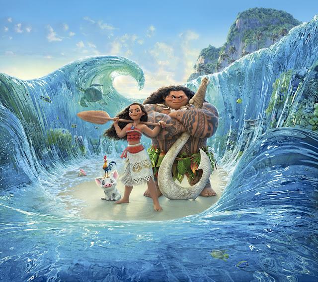 Disney Vaiana Tapetti Lapset Valokuvatapetit