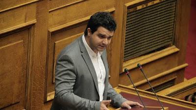 Μάριος Κάτσης: « 621.000 ευρώ στους Δήμους Θεσπρωτίας για τις παιδικές χαρες