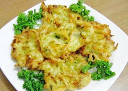 Resep Rahasia Praktis Dan Murah Membuat Bakwan Sayur Rahasia Makanan