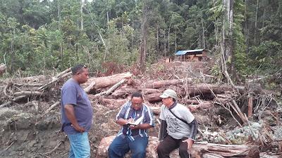 DPR Janji Menutup Tambang Ilegal di Nabire