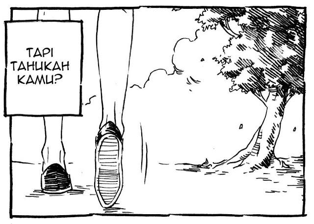 Jijik! Komik `Tai` yang Harusnya Bisa Dicontoh