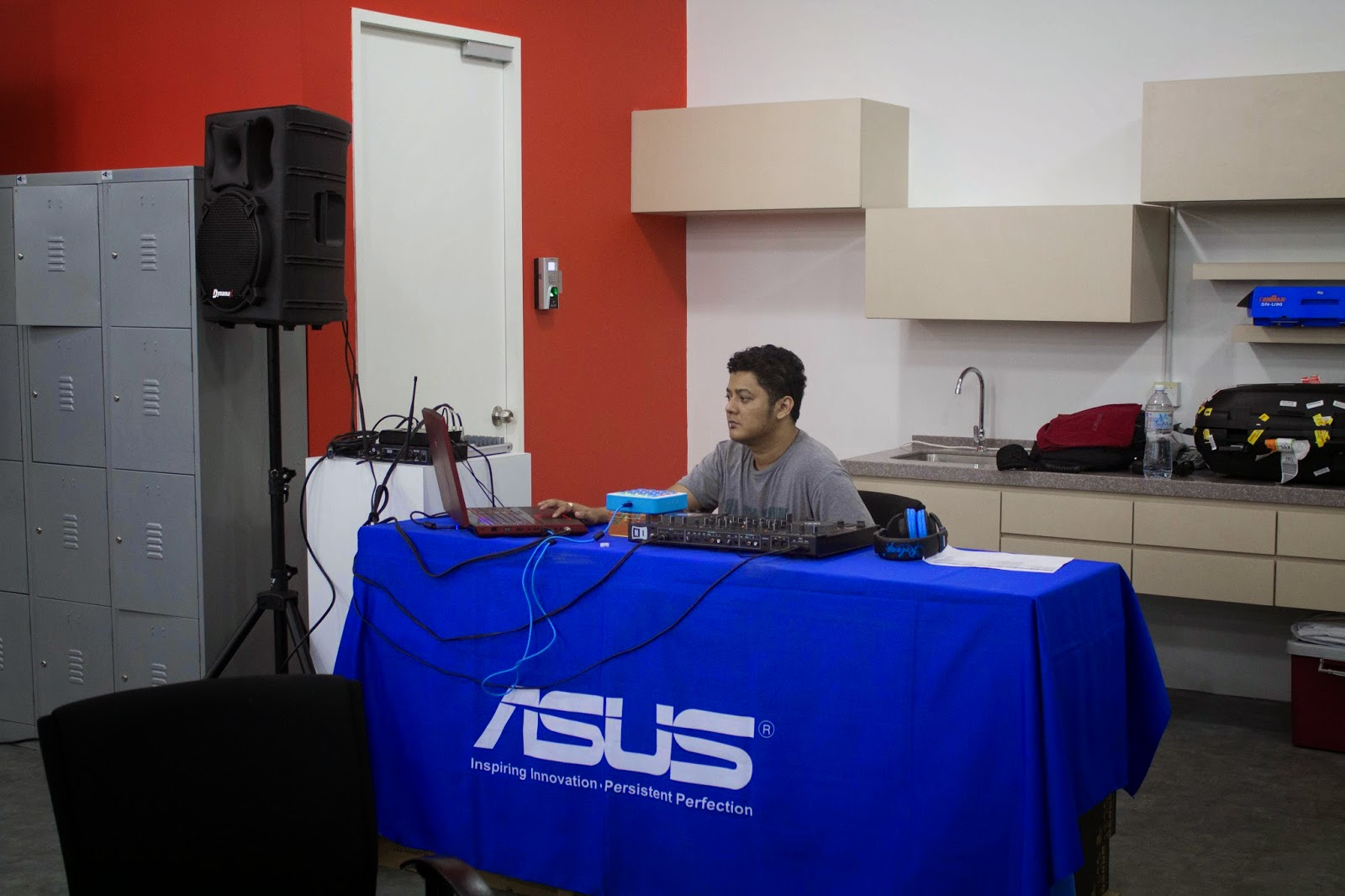 Coverage for ASUS LAN Party: DAY 1 39