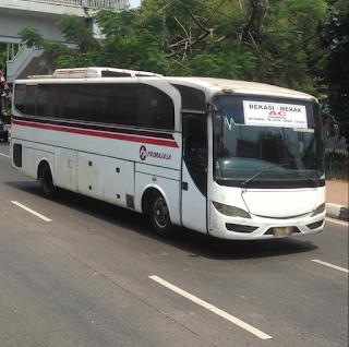 Bus Primajasa Bandung