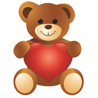 Teddy-Bear-Valentines-Day-Clipart