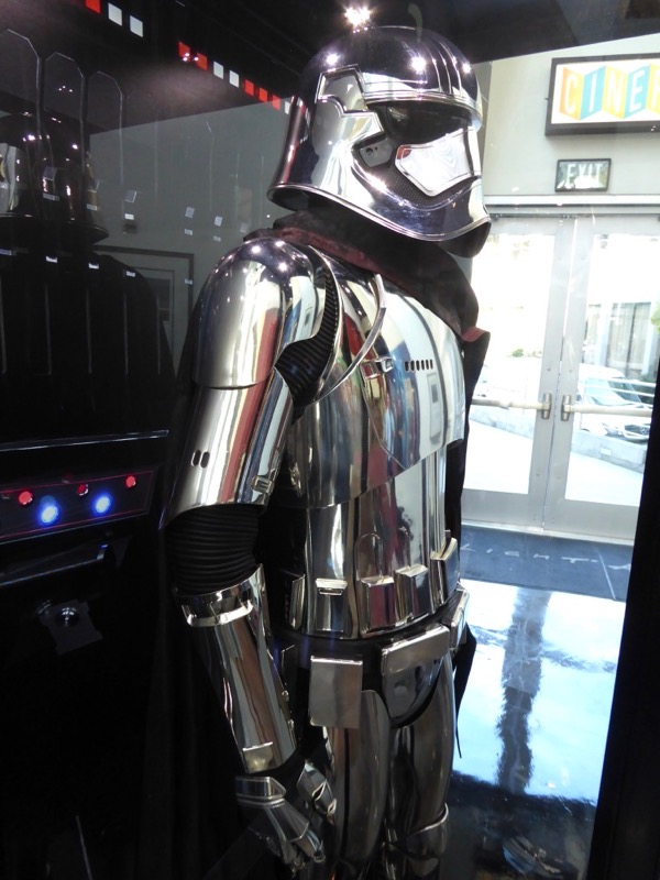 Captain Phasma costume Star Wars Last Jedi