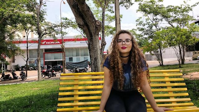 Inspiração: fotos em parques, fotos em bancos de praças!