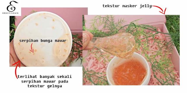 masker jelly