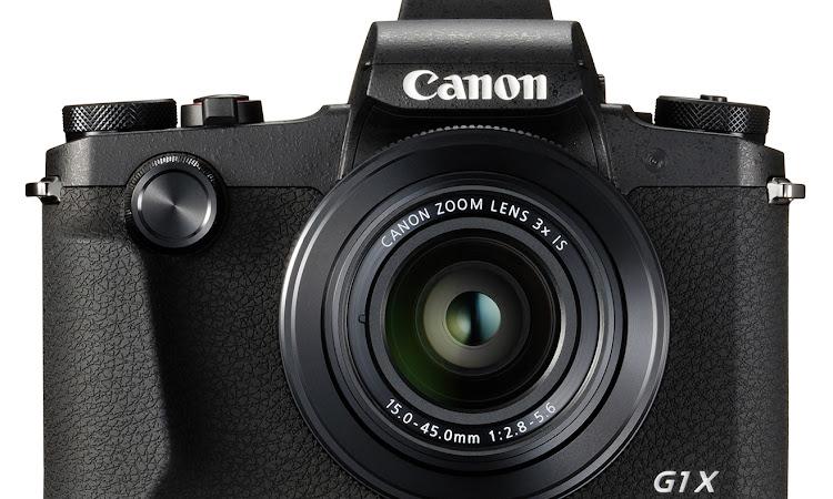 Canon PowerShot G1 X Mark III, Kamera Saku Pertama dari Canon dengan APS-C CMOS Sensor dan Dual Pixel CMOS AF