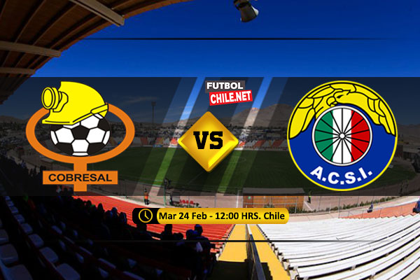 PREVIA: Cobresal vs Audax Italiano
