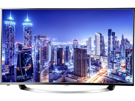 Intex 4K LED Smart TV