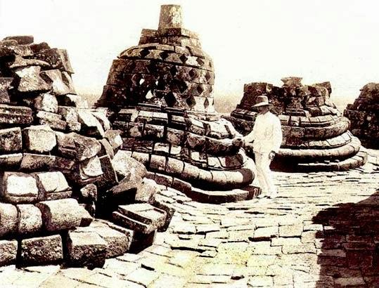 Misteri Pembuatan Candi Borobudur & Hipotesa Hubungannya Dengan Kisah Nabi Sulaiman